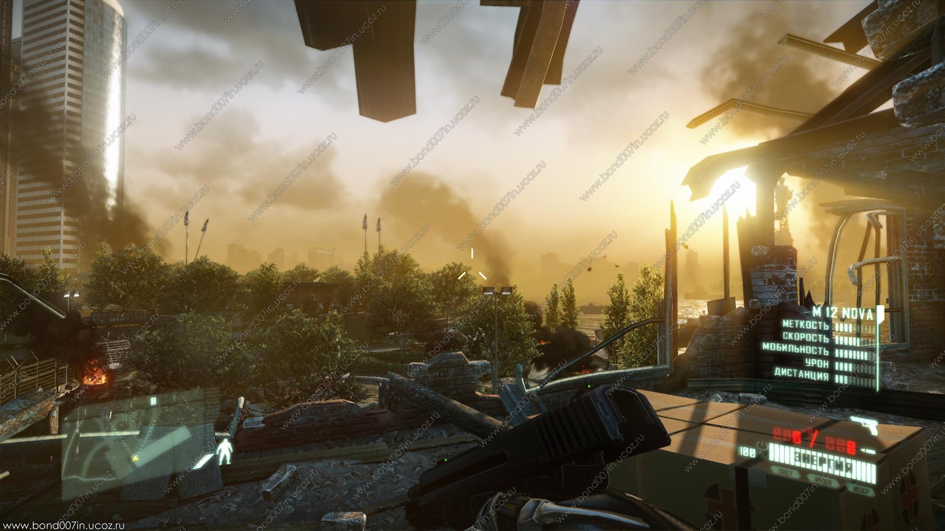 Скачать Crysis с Модами