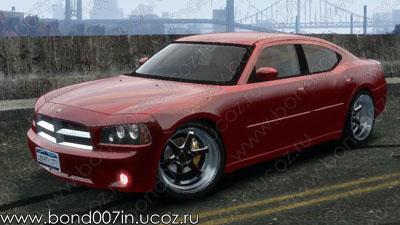 Автомобиль для gta 4 dodge charger rt