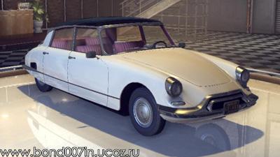 Новый автомобиль для Мафия 2 Chaffeque XT