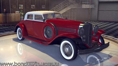Новый автомобиль для Мафия 2 Duesenbergs
