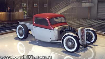 Новый автомобиль для Мафия 2 Ford Hot Rod Pickup