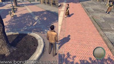 Новые текстуры дорог для Мафия 2