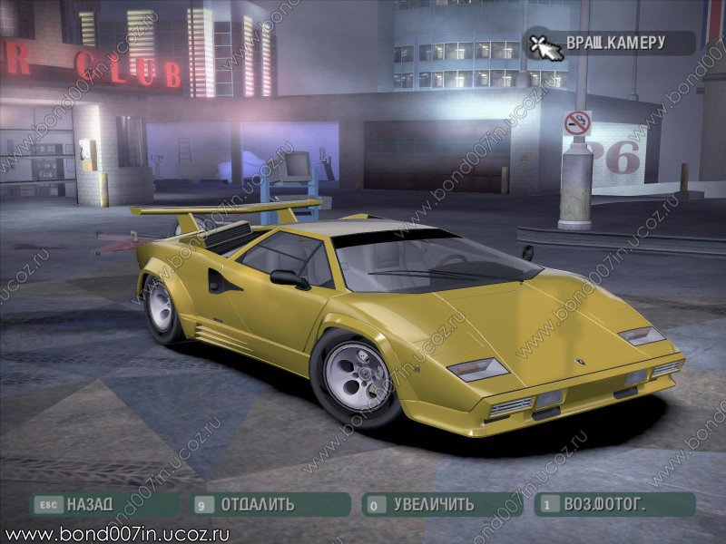 need for speed carbon lamborghini countach. Black Bedroom Furniture Sets. Home Design Ideas