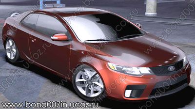 Автомобиль для Need For Speed Carbon Kia Forte Koup
