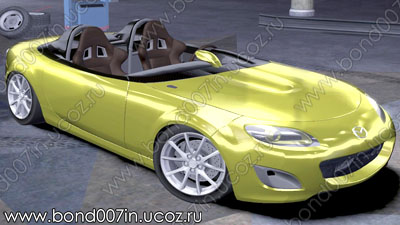 Автомобиль для Need For Speed Carbon Mazda MX-5 Superlight