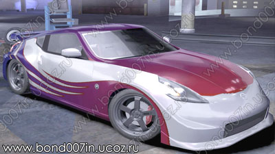 Автомобиль для Need For Speed Carbon Nismo Nissan 370Z