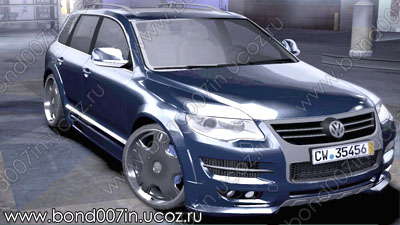 Автомобиль для Need For Speed Carbon Volkswagen Touareg R50