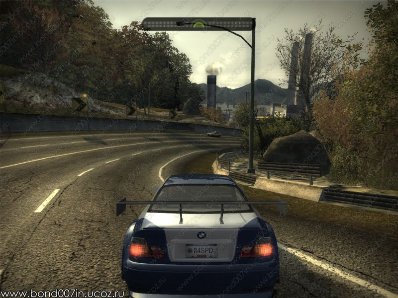 Новая графика для need for speed most wanted