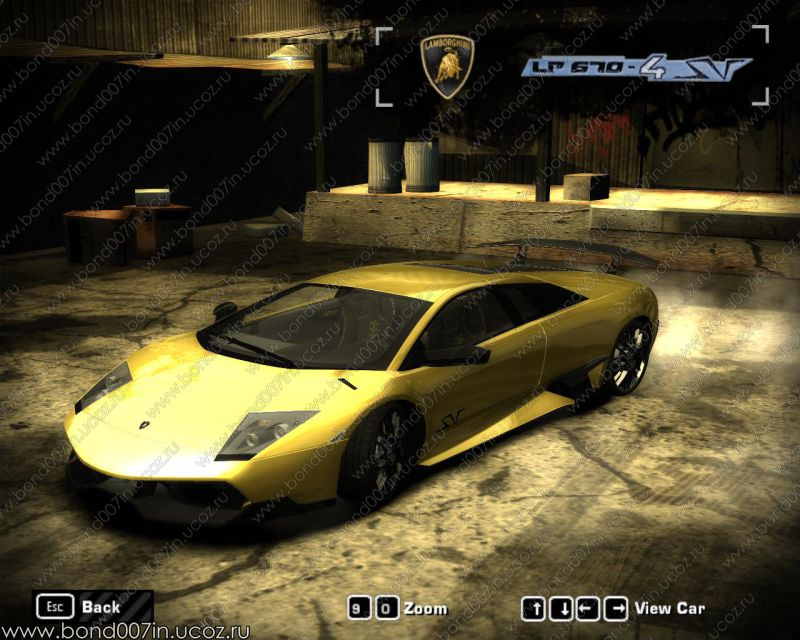 need for speed most wanted lamborghini diablo pictures. Black Bedroom Furniture Sets. Home Design Ideas