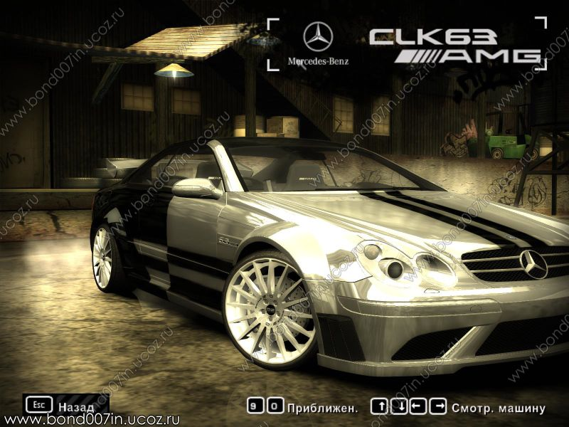 Скачать need for speed most wanted black edition mod (pc/2010/rus)