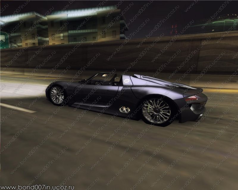 need for speed underground 2 porsche 918 spyder. Black Bedroom Furniture Sets. Home Design Ideas