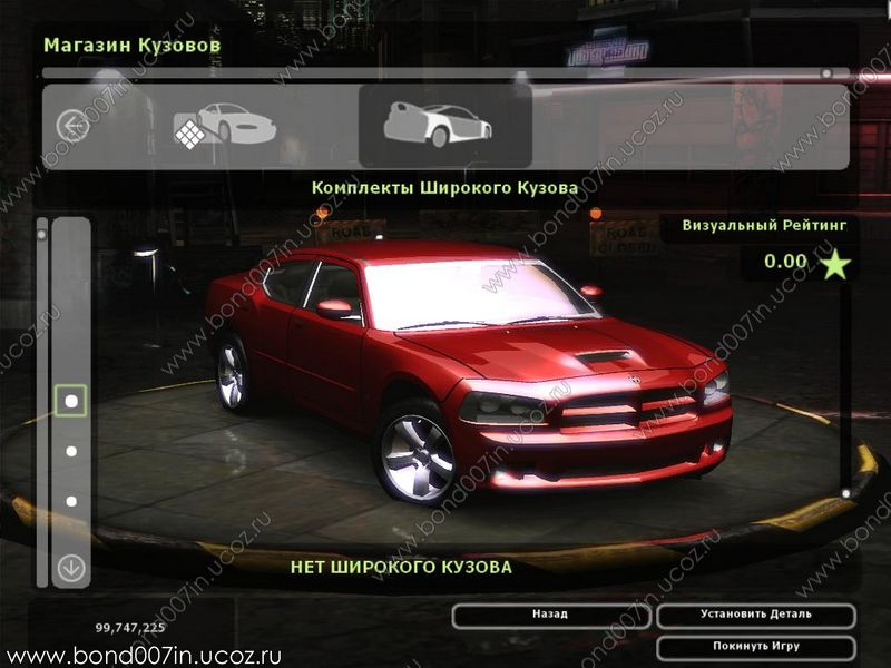Patch For Need For Speed Underground 2 Cars - tenxilus's diary