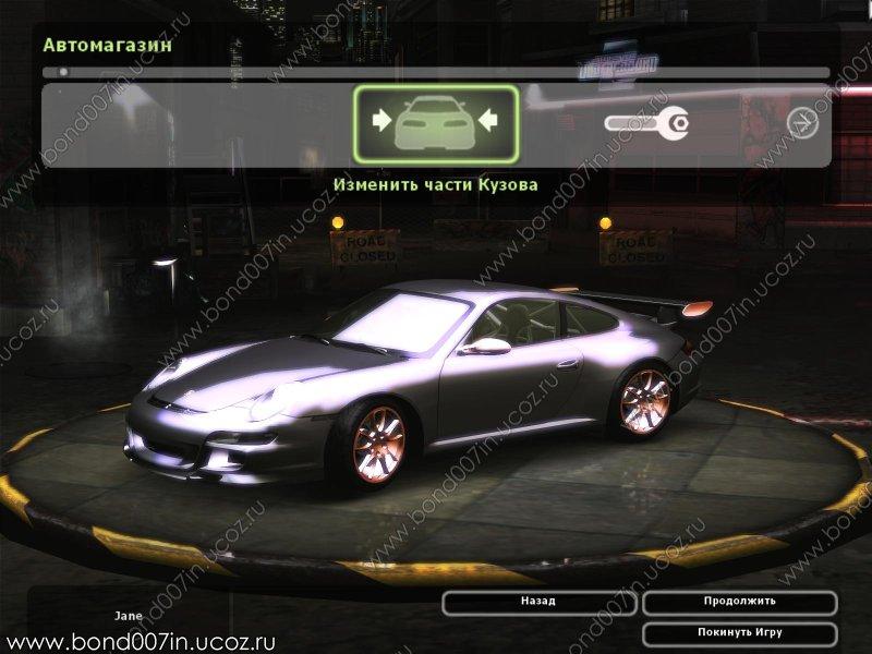 В данной категории вы сможете скачать новые русские машины для nfs: underground 2, мы будем заз-968м для игры need