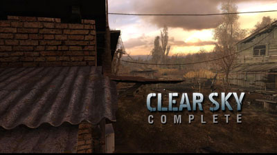 S.T.A.L.K.E.R. Clear Sky Complete
