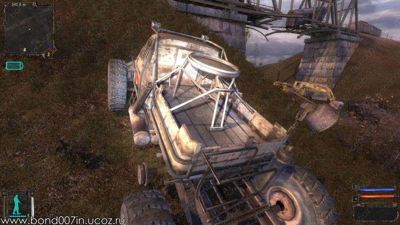 Авто для игры сталкер авто з литвы